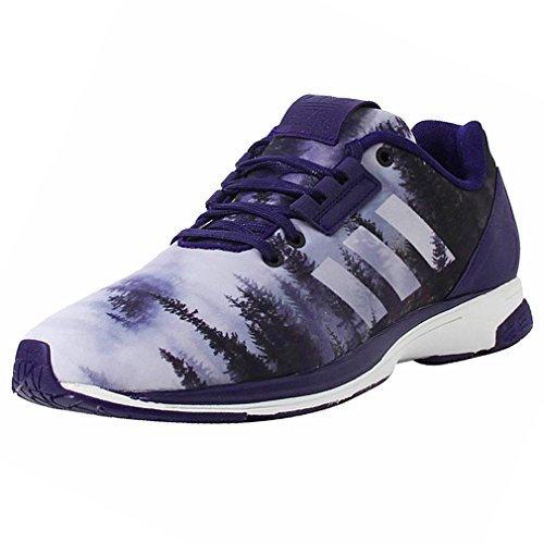 huge selection of 6223a 79ab5 Adidas – ZX Flux Tech scarpe – Viola scuro – 10