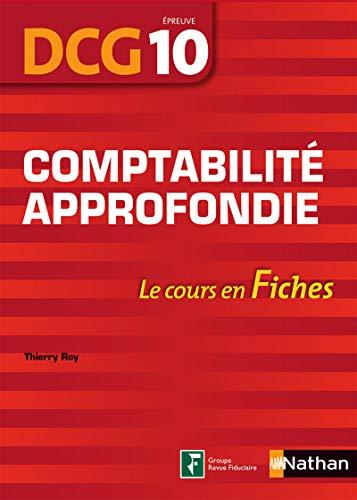 DCG 10 - Comptabilité approfondie - Fiches
