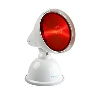 Medisana IRL Infrarot-Leuchte 150 Watt zur Entspannung der Muskulatur oder Behandlung von Erkältungen