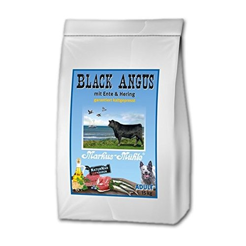 Markus Mühle Black Angus Adult, 1er Pack (1 x 5 kg)