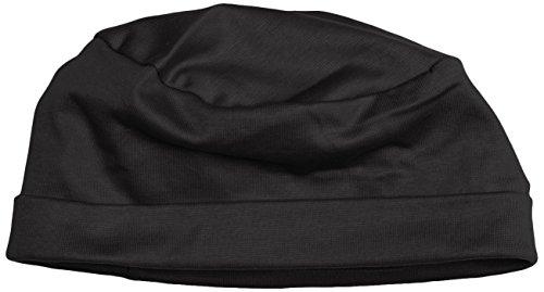 Trigema Soft-cap - Bonnet - Garçon Noir - Schwarz (Schwarz 008)