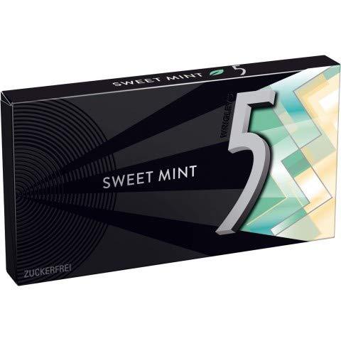 t Mint 8 einzeln verpackte zuckerfreie Kaugummis ()