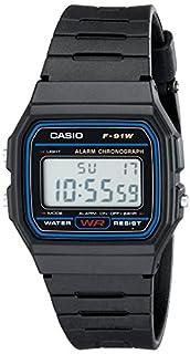 Casio Men's F91W-1 Classic Black Digital Resin Strap Watch (B000GAWSDG)   Amazon price tracker / tracking, Amazon price history charts, Amazon price watches, Amazon price drop alerts