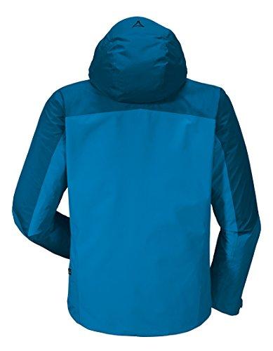Schöffel Padova Herren Jacke Blau - Methylblau