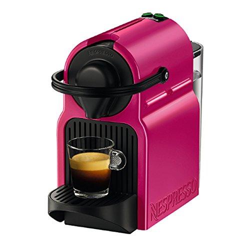 Nespresso Inissia Schwarz 31 x 12 x 24 cm fuchsia