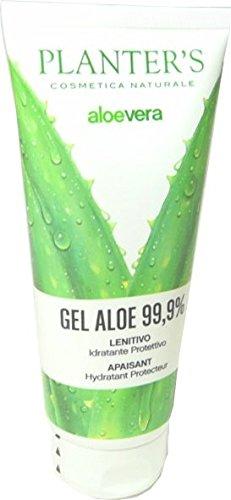 PLANTER'S Aloe Vera Gel Titolato Puro 99.9%