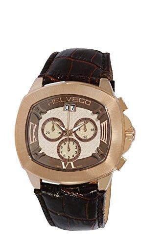 Helveco H10141IMR - Reloj color marrón