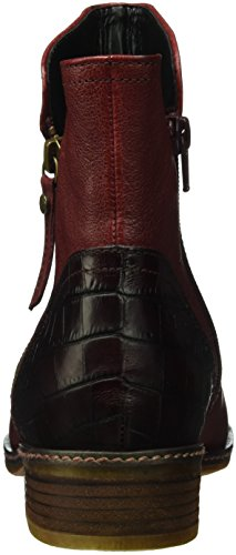 Gabor Shoes Comfort Sport, Stivali Chelsea Donna Rosso (dark-red micro)