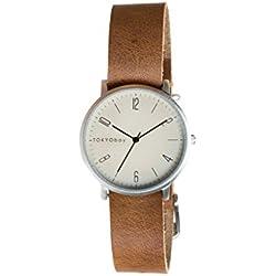 TokyoBay klein NATO Uhr, Braun