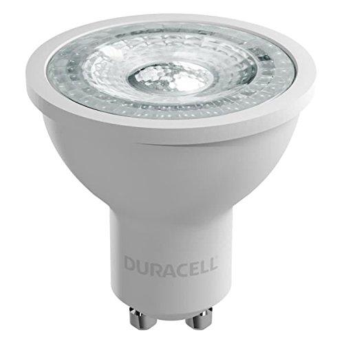 Preisvergleich Produktbild Duracell LED Lampe Spot Reflektor GU103,6W Ersetzt 35W warmweiß