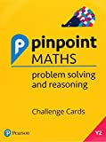 Year 2 Problem Solving and Reasoning Challenge Cards: Y2 Problem Solving and Reasoning (Pinpoint)