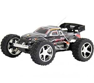 Modelco - 542019 - Véhicule Miniature - Mini Truggy Platinum Speed Racing Radio Commandé - Echelle 1:32 - Assortiment