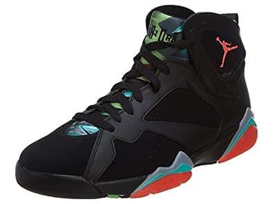 more photos 5713c 20a8d ... Basketball Shoes  Nike Mens Air Jordan 7 Retro 30th Marvin Martian Black  Infrared 23-Blue Graphite