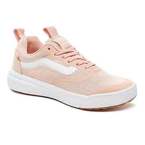 7952ebeb07ee Vans Damen Rose Cloud Rosa Ultrarange Sneakers-UK 6