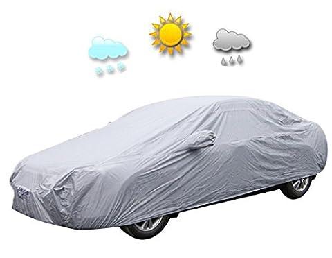 Nissan Sunny - Homedox Bâche Auto Housse de Protection Couverture