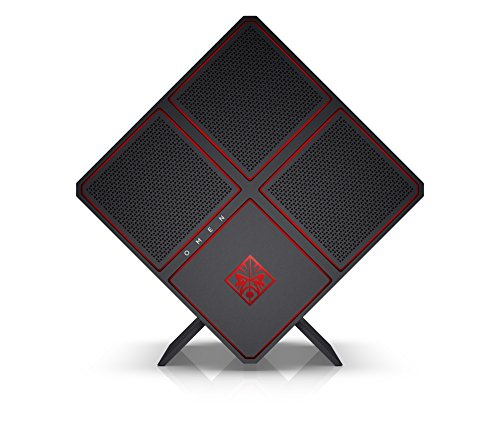 OMEN X by HP 900-201ng Gaming Desktop-PC (Intel Core i9-7920X, 32GB DDR4 RAM, 512GB SSD, 3TB HDD, NVIDIA GeForce GTX 1080 Ti, Windows 10) schwarz