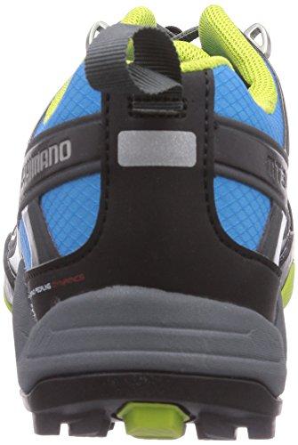 Chaussures adulte sPD shimano mTB sH 34 Bleu