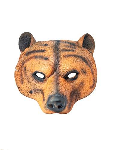 Braunbär Maske - Deiters Maske