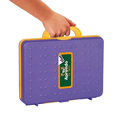 Imagen 2 de Diset 63752 - Aprendo a leer, maletín educativo (63715) - Yo aprendo a leer., Juguete Educativo A partir de 4 años