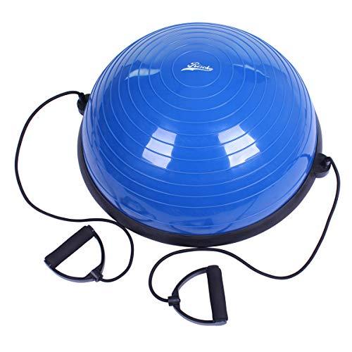 Riscko Semiesfera de Equilibrio Balance Air Step Azul