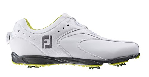footjoy boa FootJoy Hydrolite 2.0 Herren M Weiß BOA White BOA - 10,5