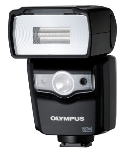 Olympus FL-600R Flash Wireless, Nero