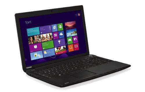 Toshiba Satellite C50D-A-133 15.6-inch Laptop (AMD E1-2100 1.0 GHz, 4 GB RAM, 500 GB HDD, Windows 8.1)
