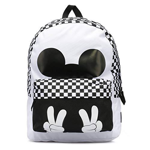 Vans Disney Realm Mickey/Blanco Mochila