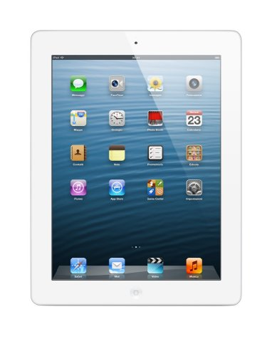 Apple iPad - Tablet con Retina display WiFi y cellular de 16...