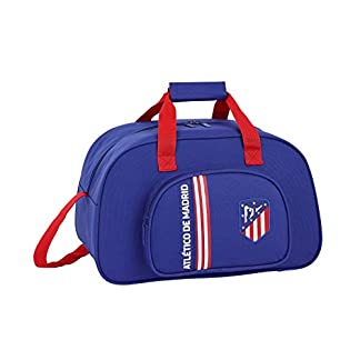 Atlético de Madrid «In Blue» Oficial Bolsa De Deporte 400x230x240mm