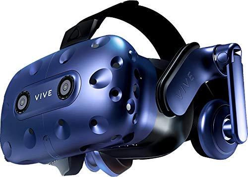 Vive 99hanw017–00HTC Pro Casque Noir/Bleu