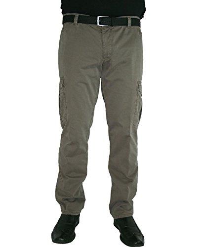 Meyer Hosen -  Jeans  - straight - Basic - Uomo marrone 33