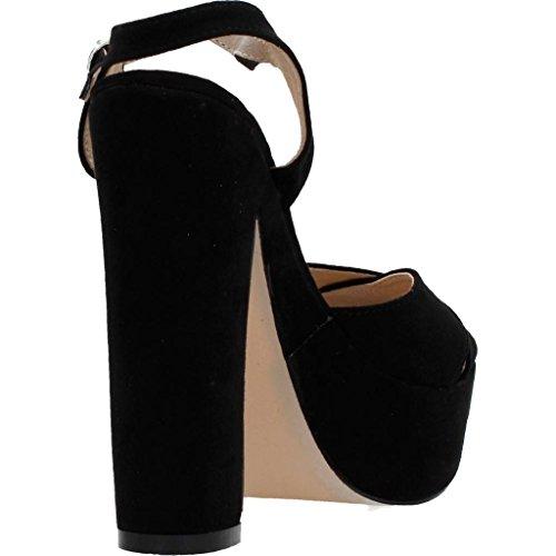 LA STRADA Sandali e infradito per le donne, colore Nero, marca, modello Sandali E Infradito Per Le Donne MRL247 LK Nero Nero