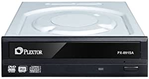 Plextor PX-891SA 24x SATA Super Multi Internal DVDRW Retail Kit