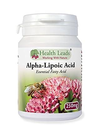 Alpha Lipoic Acid 250mg x 60 Capsules (100% Additive Free Supplements)