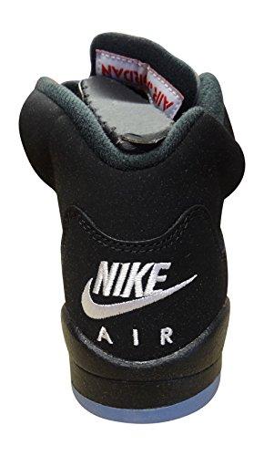 Nike Air Jordan 5 Retro Og Bg, espadrilles de basket-ball homme Light Bone 003