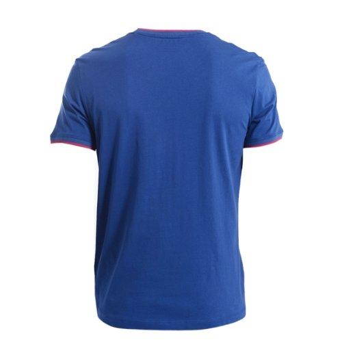 Guess Herren T-Shirt Blau - Blau