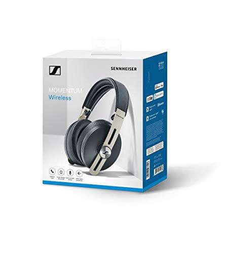Sennheiser Momentum Wireless Kopfhörer (mit Geräuschunterdrückung, automatischer Ein-/Ausschaltung, Smart-Pause-Funktion und Smart Control App) - 8