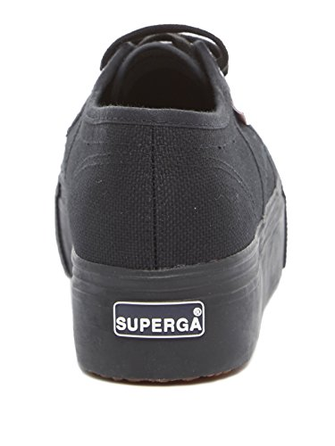 Superga Damen 2730-Cotu Sneaker Blau