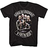 Proud Vikings Historical Drama TV Show History Channel Son of Ragnar Short Sleeve T-Shirt