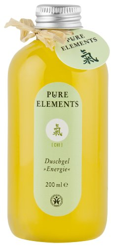 Pure Elements Naturkosmetik Chi Duschgel Energie 200 ml