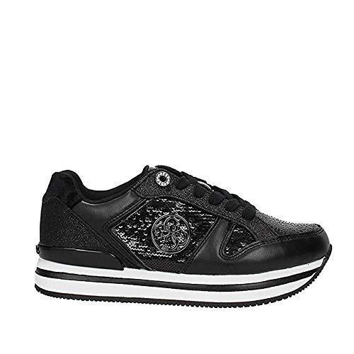 Guess Scarpe Donna Sneaker MOD. DAMEON5 Colore Nero cda2c436c87
