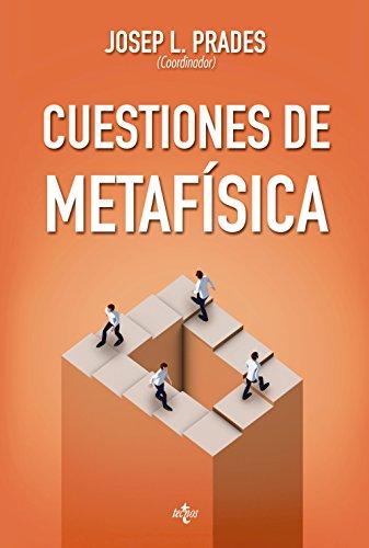 Cuestiones de metafísica: Serie de Filosofía de la Sociedad Española de Filosofía Analítica (Filosofía - Filosofía Y Ensayo)