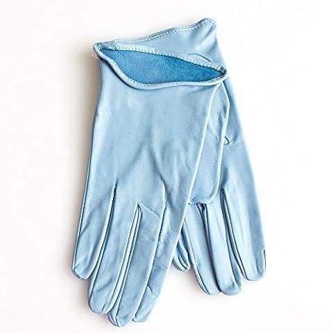 IVORY BLUSH STORE - Gant - Femme bleu bleu clair - bleu - Large