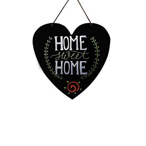 Arbeitsplatte Bar (WANNA.U Tafel Zeichen, doppelseitige Message Board Vintage hängenden Dekor für Küche, Restaurant, Bar Arbeitsplatte, Hochzeit, Home Pack von 3)