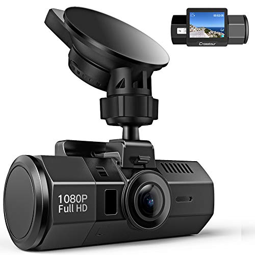Crosstour Mini Dashcam 1080P CR700