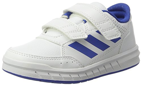 adidas Altasport CF K, Scarpe da Fitness Unisex-Bambini, Bianco Azul/Ftwbla 000, 33 EU