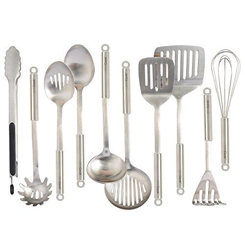 ProCook - Ustensiles de cuisine inox Set 10 pièces