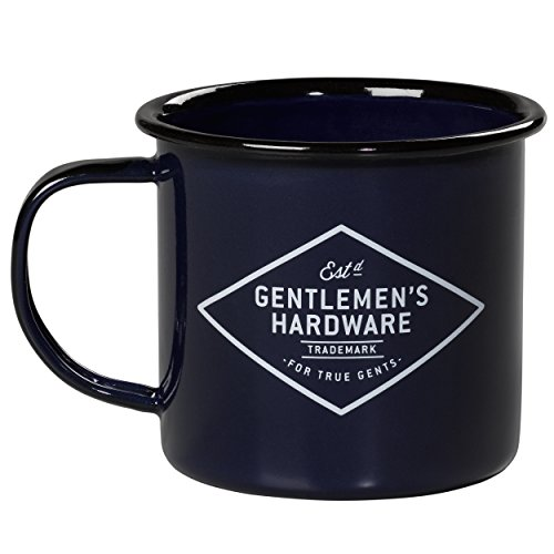 Gentlemen 's Hardware Emaille Tasse - 2