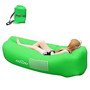 Inflatable Lounger Iregro Inflatable Sofa With Storage Bag